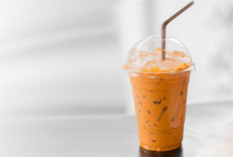 9.   Thai Tea