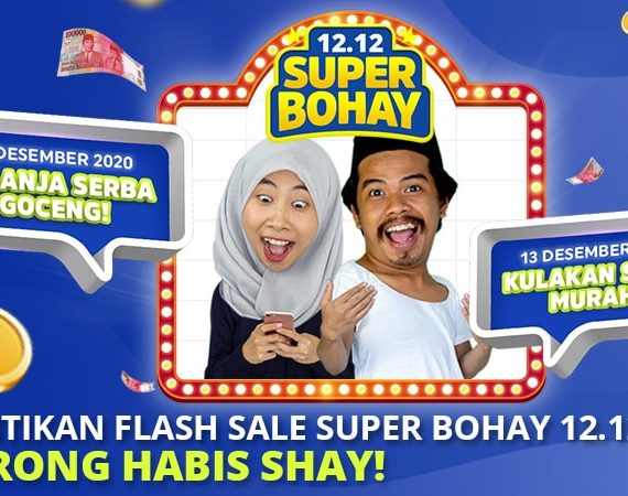 Flash sale Super Bohay