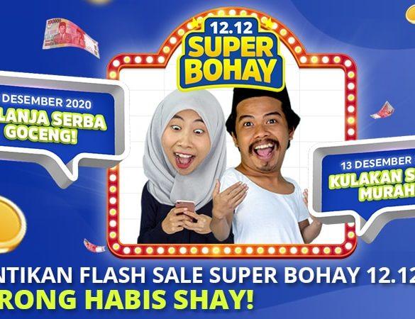 Flash sale Super Bohay