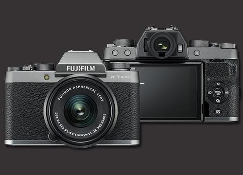 1. Fujifilm X-T100