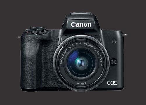 2. Canon EOS M50