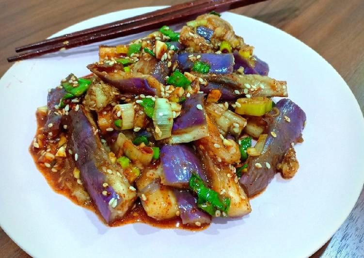 3. Salad Terong Korea