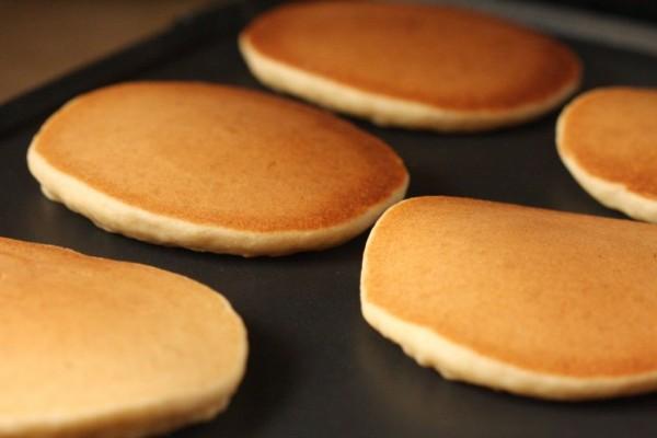3. Cetak Pancake