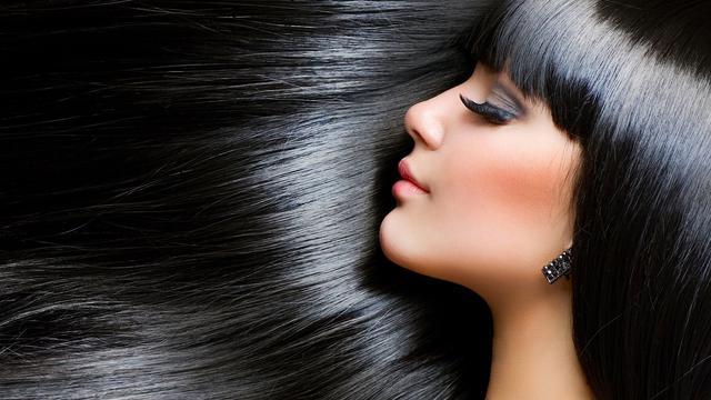 4. Membuat Rambut Lebih Berkilau