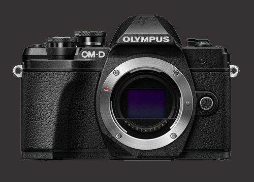4. Olympus OM-D E-M10 Mark III