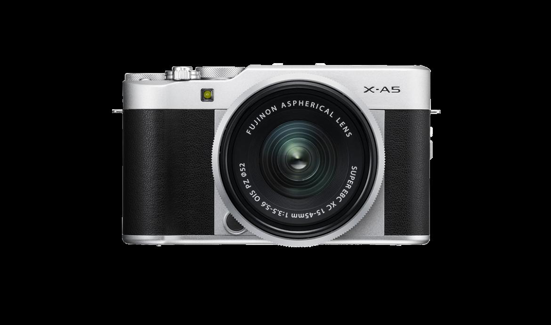 5. Fujifilm X-A5