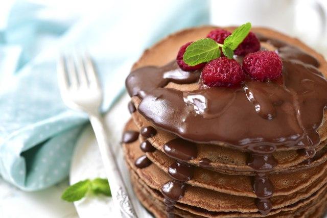 5. Cetak Pancake