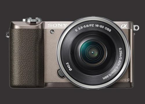 6.Sony Alpha A5100