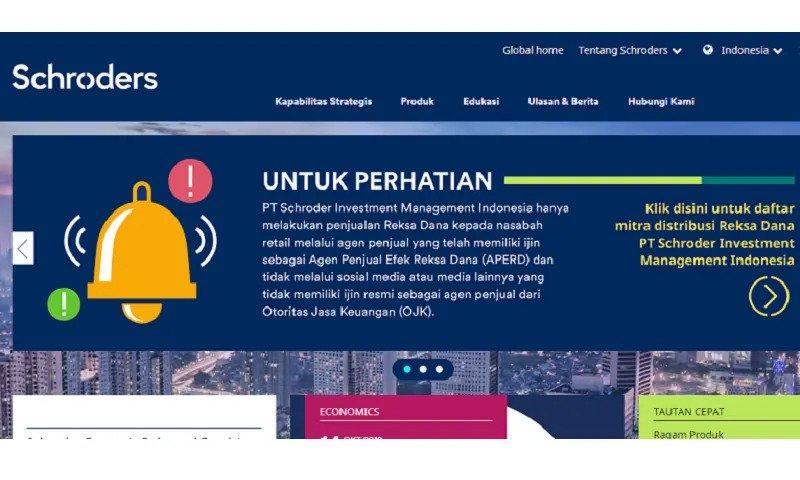 2. PT Schroder Investment Management Indonesia