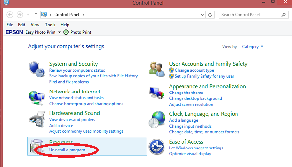 1. Uninstall Aplikasi yang Menyebabkan Laptop Lambat