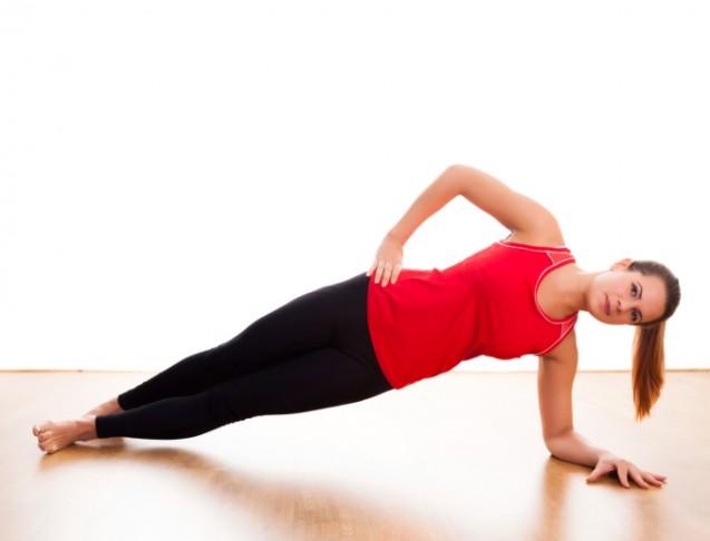 2. Side Plank