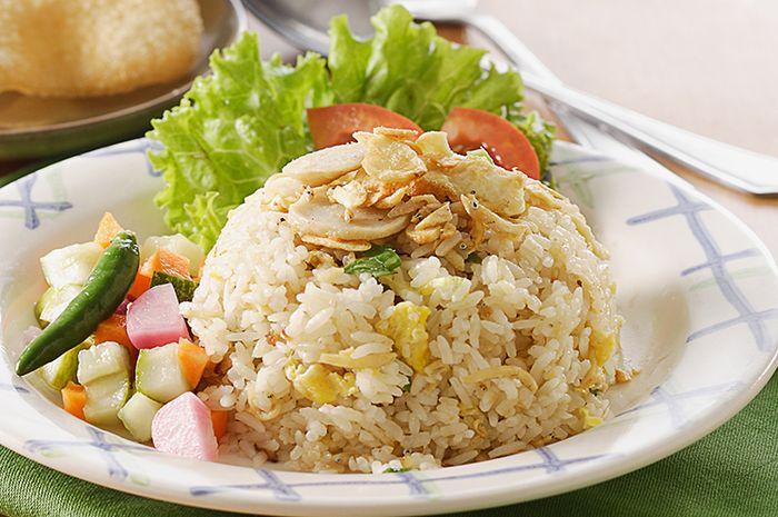 8. Nasi Goreng Sederhana