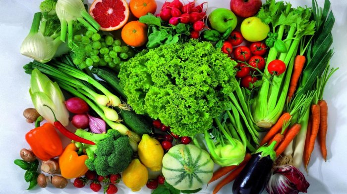 3. Sayuran yang Dibeli Bergaransi
