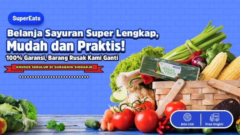 Beli Bahan Dalam Resep Nasi Briyani di Aplikasi Super