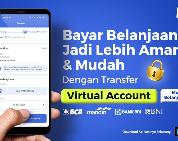 virtual account aplikasi super