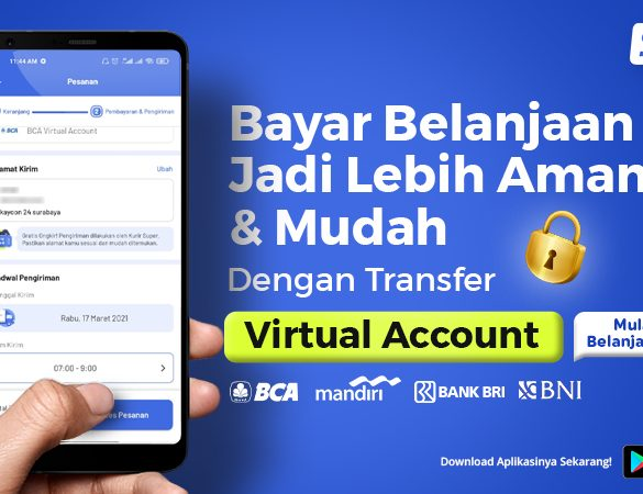 virtual account aplikasi super