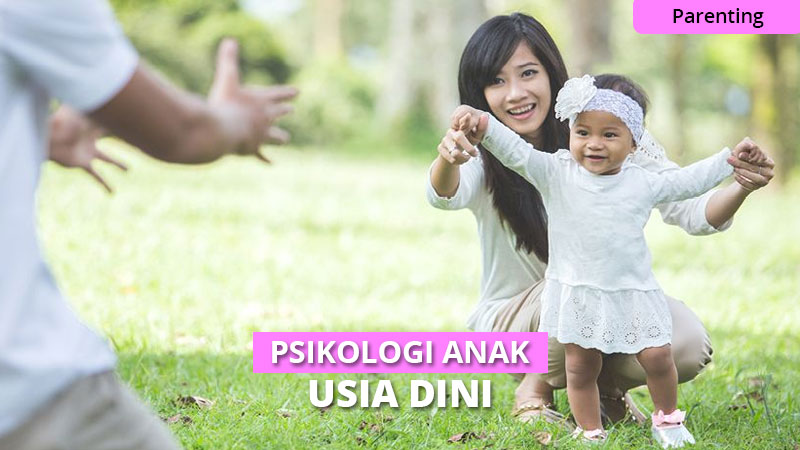 Ibu Super, Ini 7 Hal yang Perlu Dipahami Pada Psikologi Anak