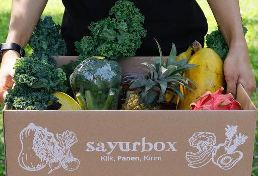 1. Sayurbox