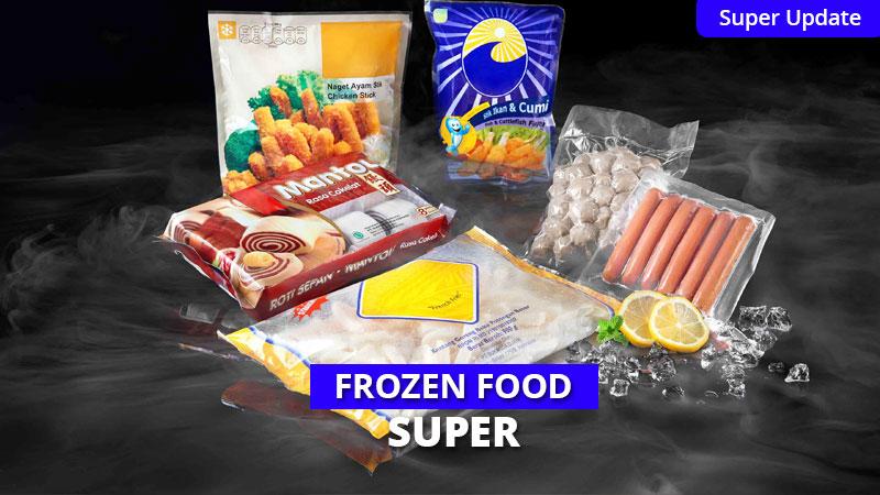 Belanja Frozen Food Murah & Gratis Ongkir di SUPER