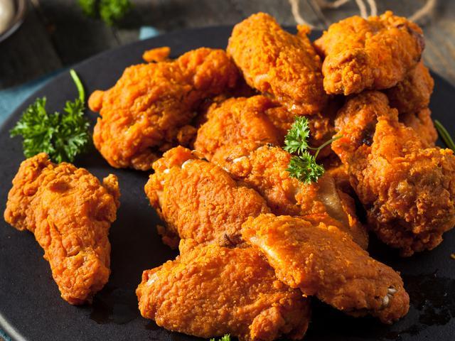 2. Ayam Goreng Tepung