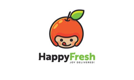 2. Happy Fresh