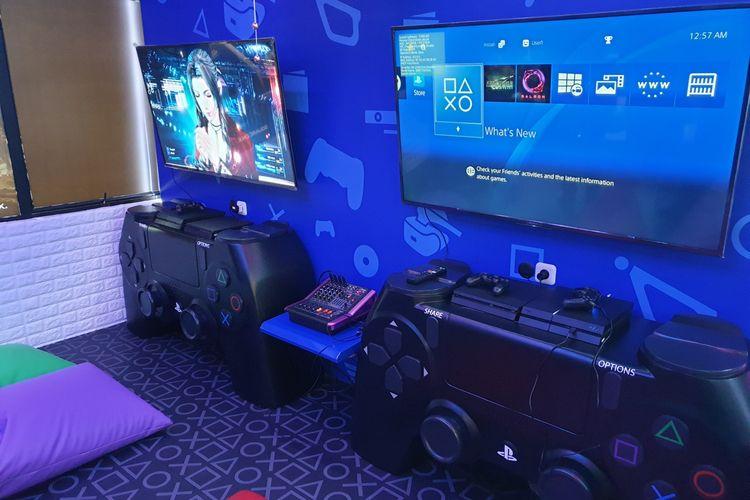 21. Rental Playstation (PS)