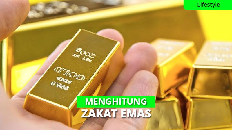 Begini Cara Mudah Menghitung Zakat Emas Dengan Benar