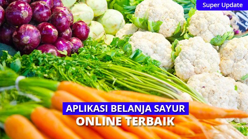 7 Aplikasi Belanja Sayur Online Terbaik & Murah