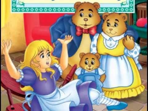 5. Goldilocks dan Tiga Beruang