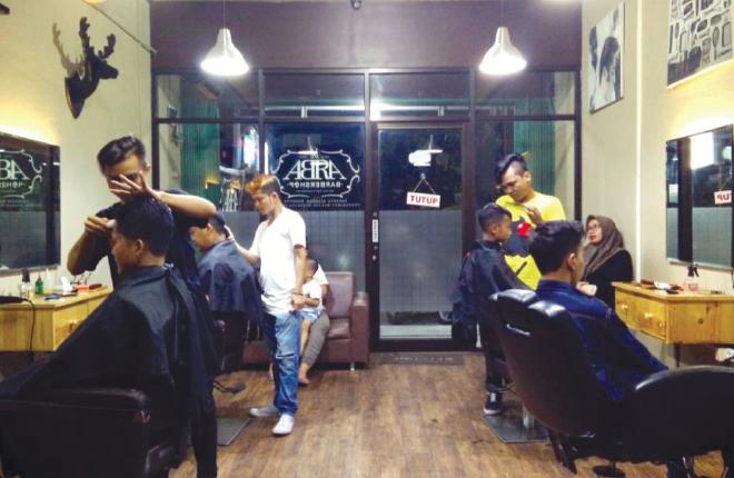5. Barbershop