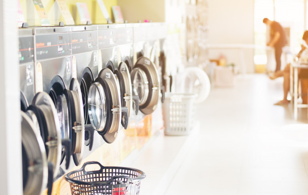 7. Bisnis Laundry