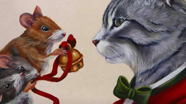 7. Memberi Lonceng Kepada Kucing