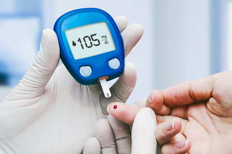 7. Mengontrol Kadar Gula Darah