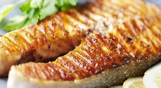 7. Ikan Panggang