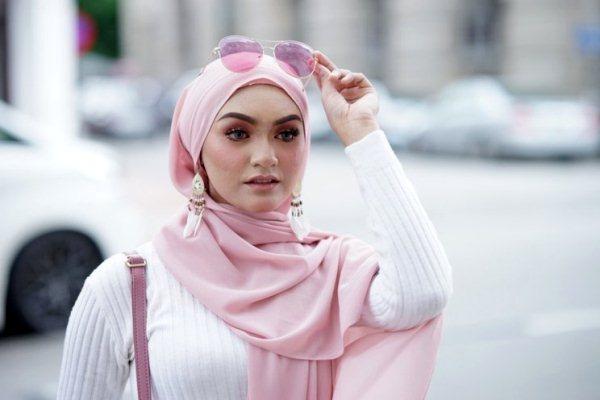 7. Tutorial Hijab Turki Pashmina