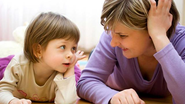 9. Berkomunikasi dengan Anak