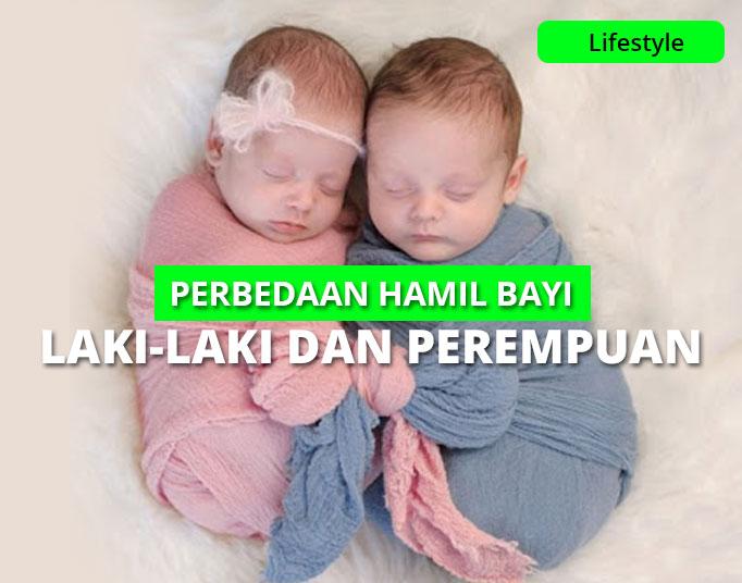 Ciri-ciri Hamil Bayi Laki-laki dan Perempuan, Yuk Simak!