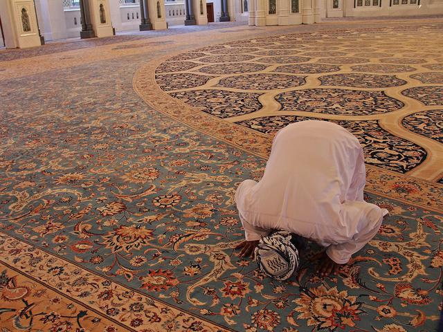7. Bacaan Niat Sholat Idul Fitri untuk Imam