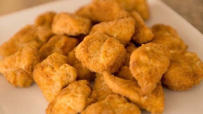 1. Chicken Nugget