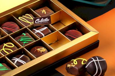 2. Hampers Coklat