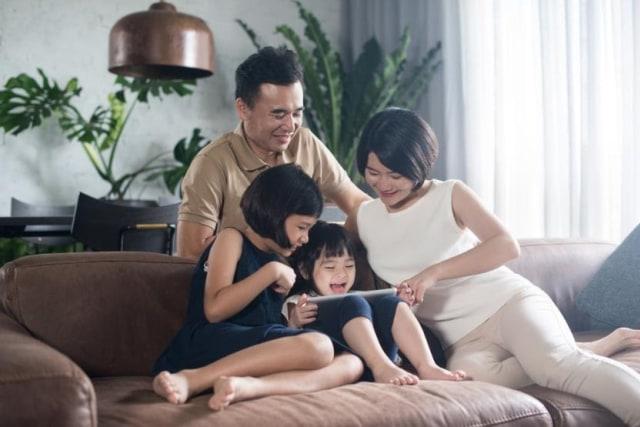 2. Umur Anak dan Orang Tua Tidak Terlalu Jauh