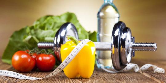 2. Diet Gula dan Karbohidrat Olahan