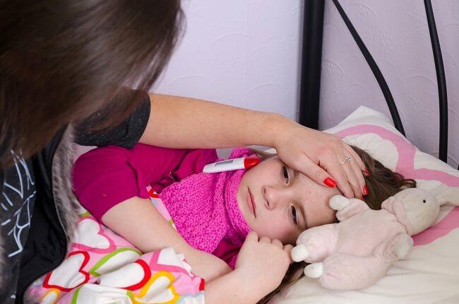 3. Doa Anak yang Sedang Sakit