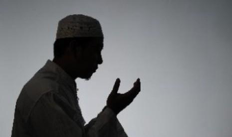 5. Bacaan Niat Sholat Idul Fitri Berjamaah
