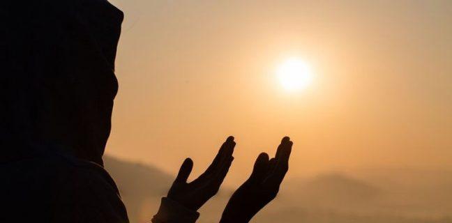 1. Hukum Sholat Idul Fitri