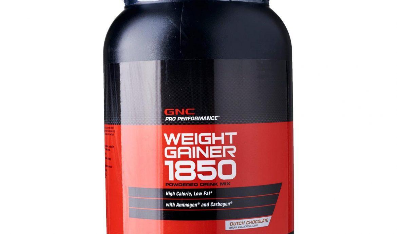 10. Weight Gainer 1850