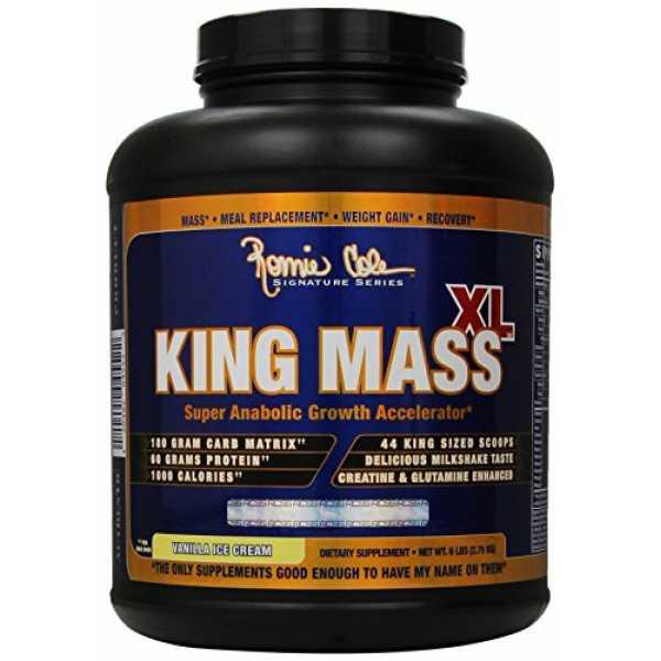 12. King Mass XL Ronnie Coleman