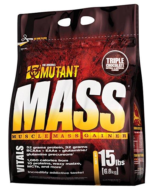 14. Mutant Mass Muscle Mass Gainer