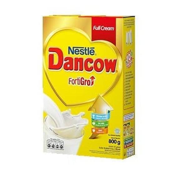 2. Dancow Fortigro Enriched Full Cream