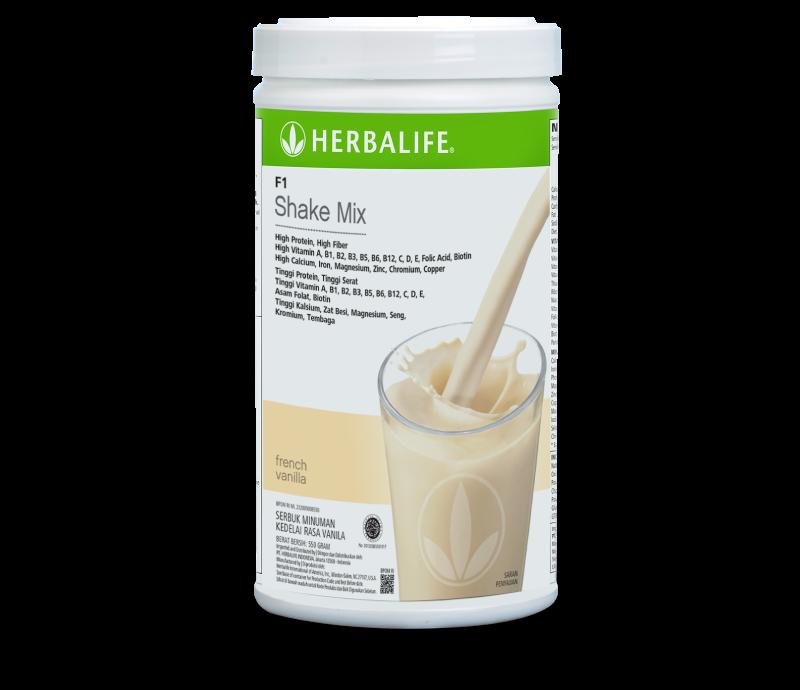 6. Herbalife Nutritional Shake Mix